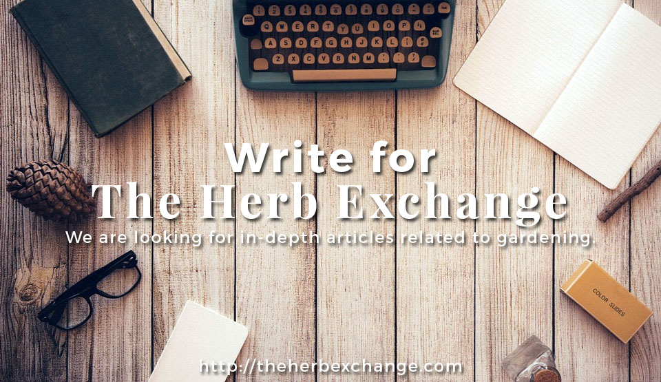 Write for Us: Submit an Interesting Gardening Article - The