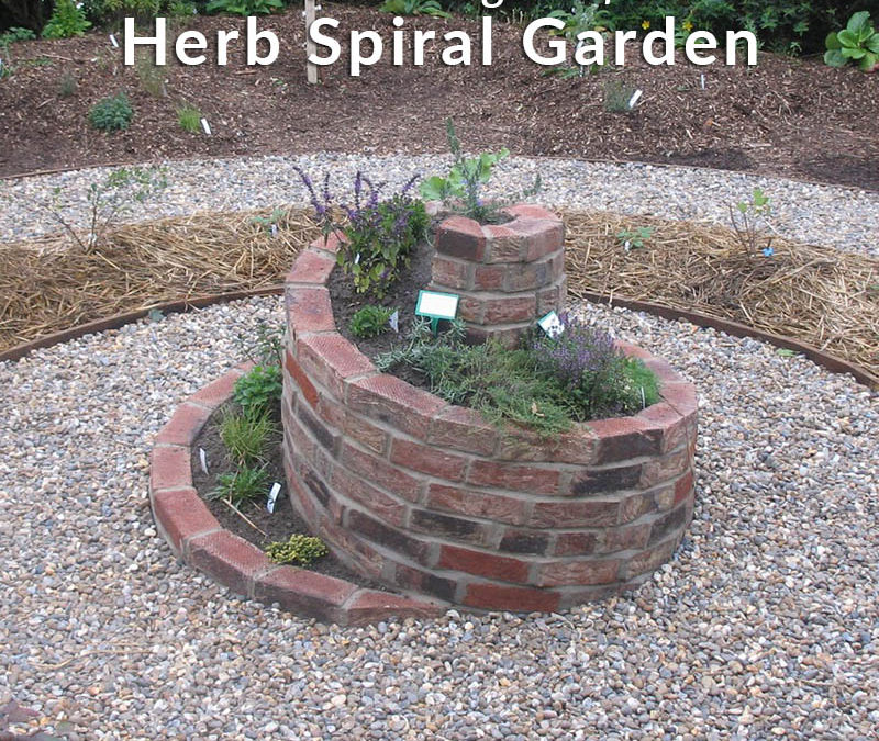 Advantages of an Herb Spiral