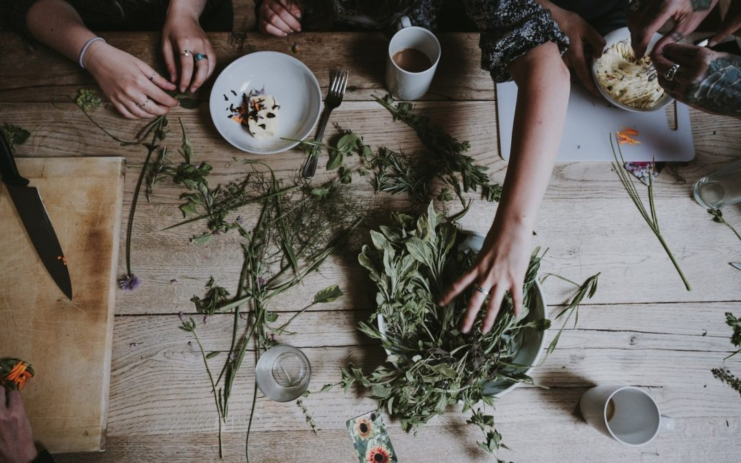 10 Interesting, Unique Herbs & What to Do With Them