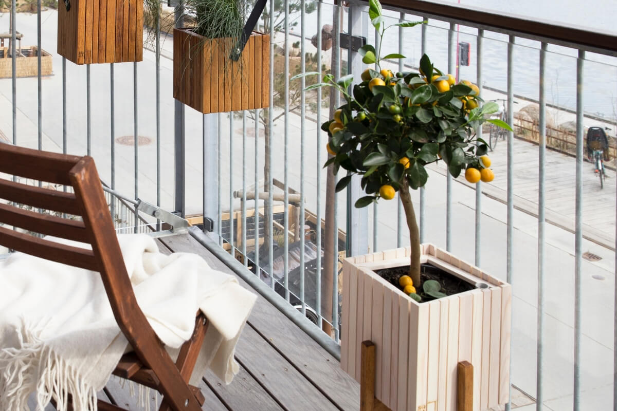 balcony cost estimator How To Grow An Eco Friendly Balcony Or Rooftop Food Garden