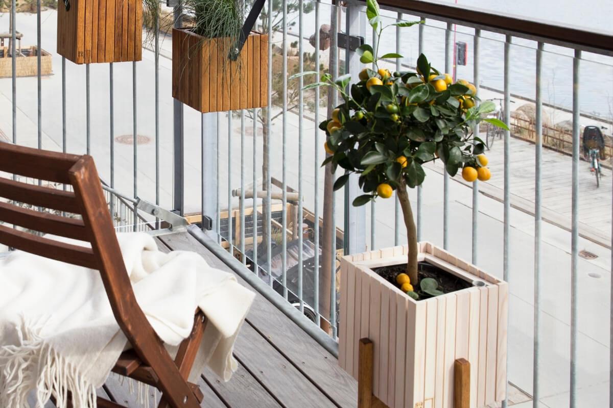 balcony cost estimator How To Grow An Eco Friendly Balcony Or Rooftop Food Garden
